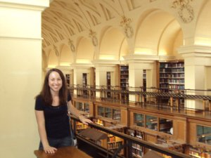 Caius Library